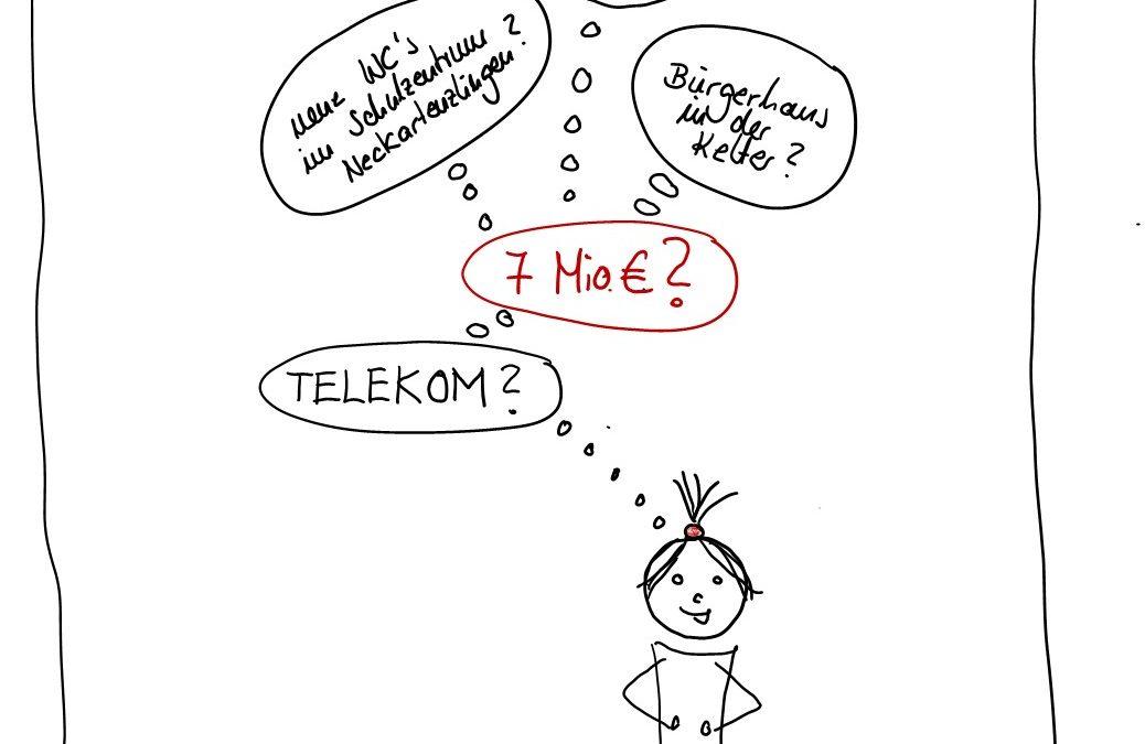 Glasfaserausbau durch die Telekom in Bempflingen – was ist die Alternative?