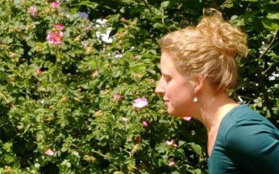 Ich bin Johanna von der Brüggen und liebe die Natur