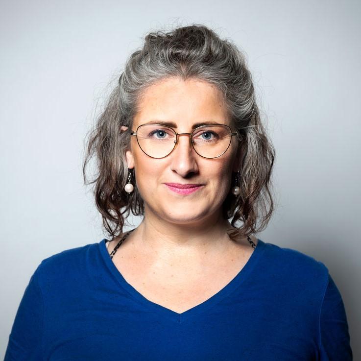 Silke Fuchs Portrait, Architektin